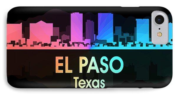 El Paso Tx 5 Squared IPhone Case