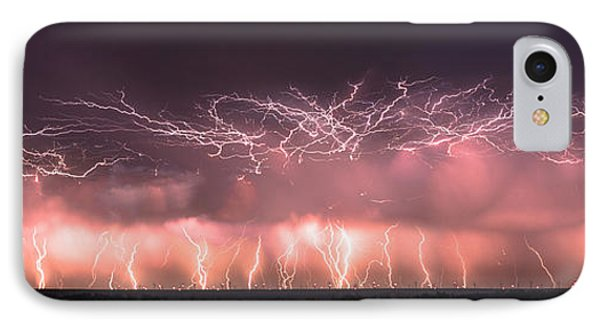 Electric Panoramic IPhone Case