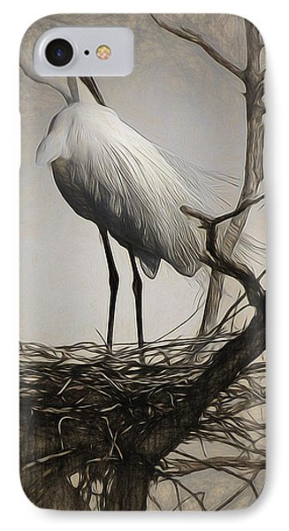 Elegant Mother IPhone Case
