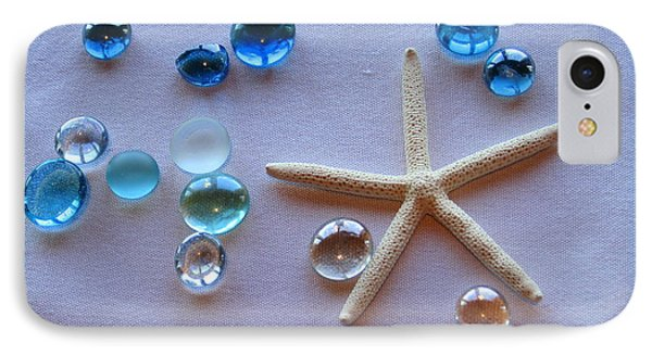 Elements Of The Sea IPhone Case