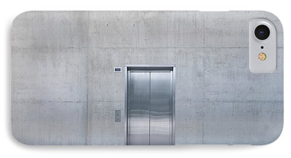 Elevator Into Building IPhone Case