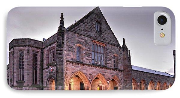 Elphinstone Hall - University Of Aberdeen IPhone Case