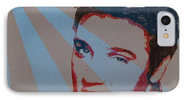Elvis Pop Art Poster IPhone Case