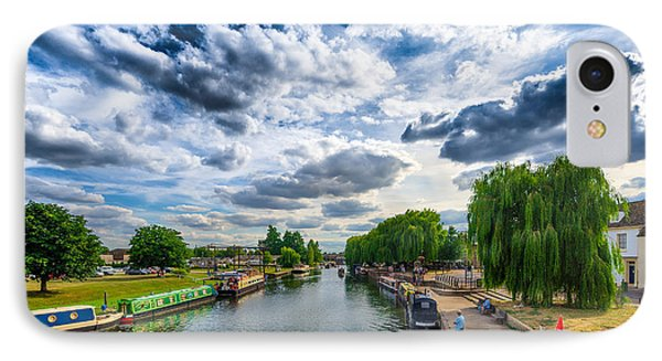 Ely Riverside IPhone Case