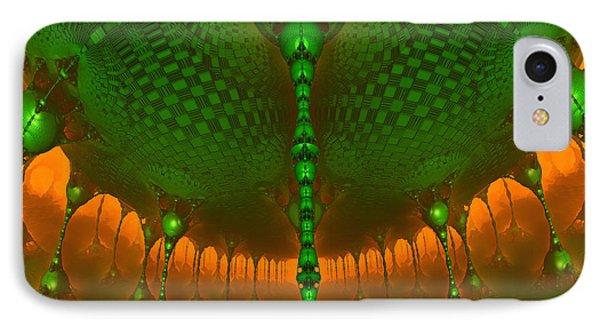 Emerald Dew IPhone Case