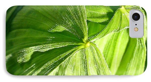 Emerging Plants IPhone Case