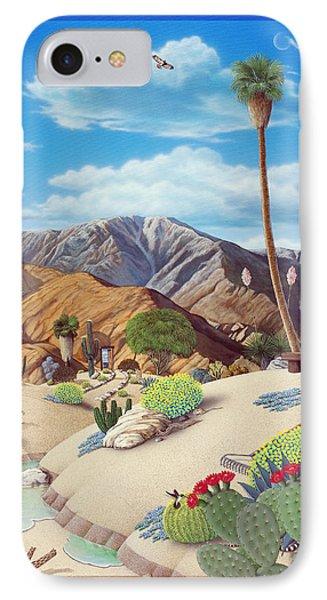 Desert iPhone 8 Case - Enchanted Desert by Snake Jagger
