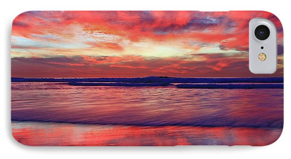 Encinitas Energy Afterglow IPhone Case