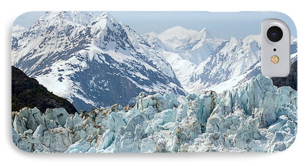 Glaciers End Of A Journey IPhone Case