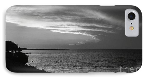 Ending The Day On Mobile Bay IPhone Case