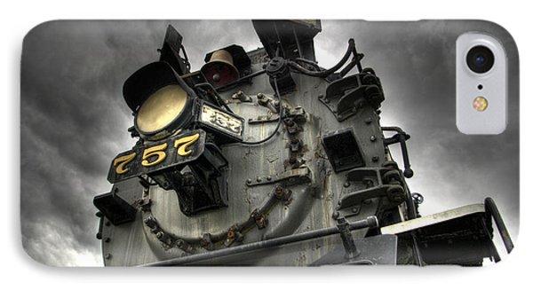 Engine 757 IPhone Case