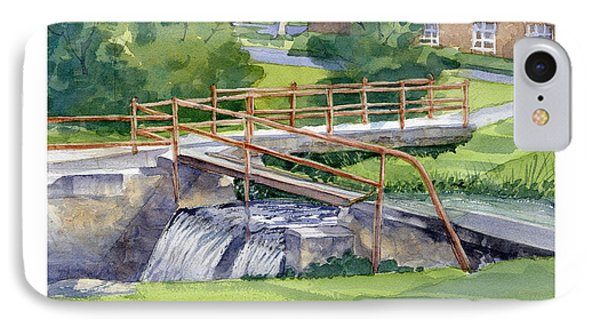 Ensign - Bickford Waterfall IPhone Case