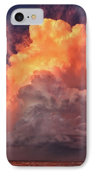 Epic Storm Clouds IPhone Case