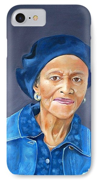 Ethel Pearl IPhone Case