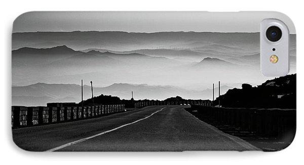 Etna Road IPhone Case