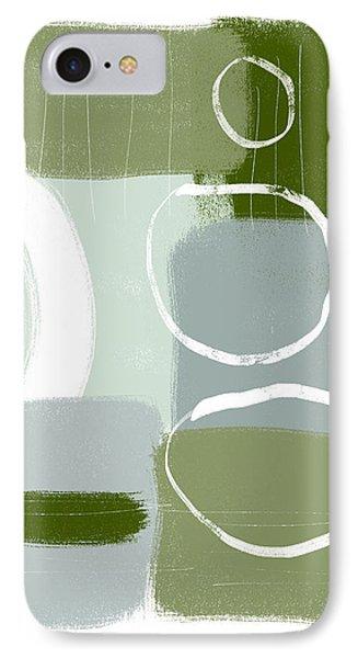 Eucalyptus Breeze  2- Art By Linda Woods IPhone Case