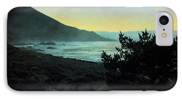 Evening On The California Coast IPhone Case