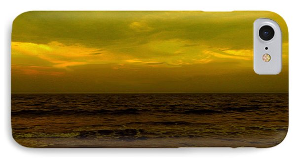 Evening's Contemplation IPhone Case