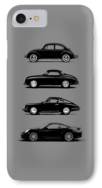Transportation iPhone 8 Case - Evolution by Mark Rogan