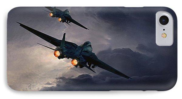 F-14 Flying Iron IPhone Case