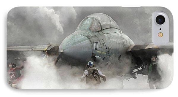 F-14 Smokin' Hot IPhone Case