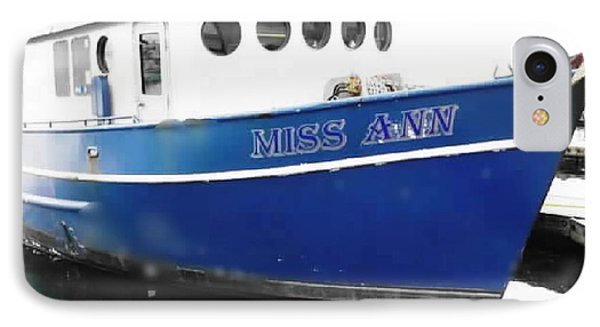 F V Miss Ann IPhone Case