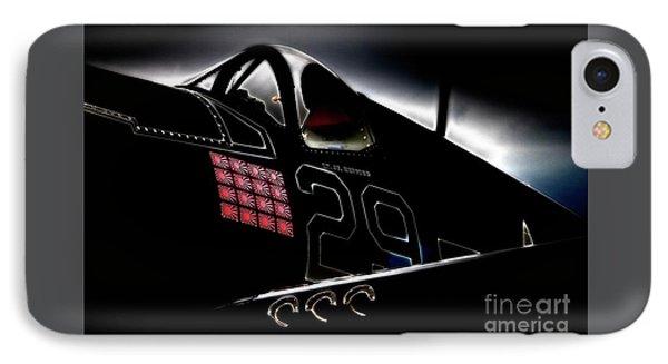 F4u Corsair Six Fifties Sixteen Kills Dark IPhone Case