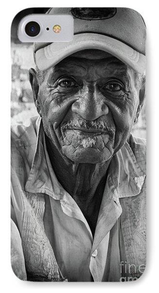 Faces Of Cuba The Gentleman IPhone Case