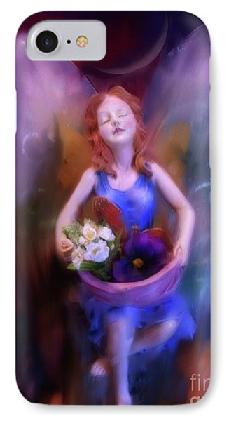 Fairy Of The Garden IPhone Case