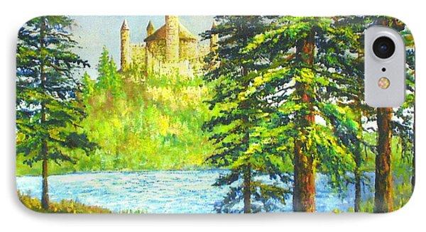 Fairy Tale Castle IPhone Case