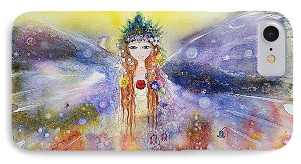 Fairy World IPhone Case