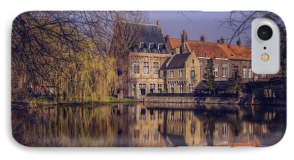 Fairytale Bruges  IPhone Case