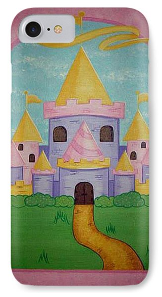 Fairytale Castle IPhone Case