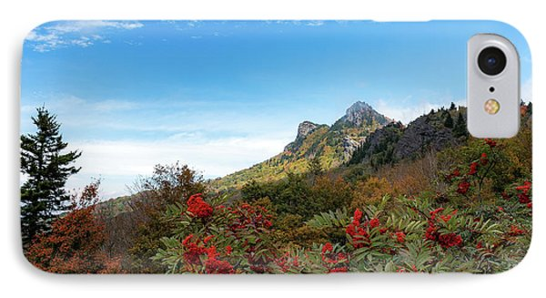 Fall At Grandfather Mountain IPhone Case