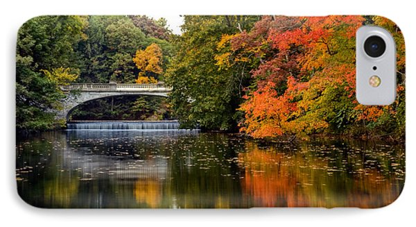 Fall Colors In New York State IPhone Case