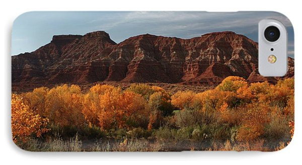 Fall Colors Near Zion IPhone Case