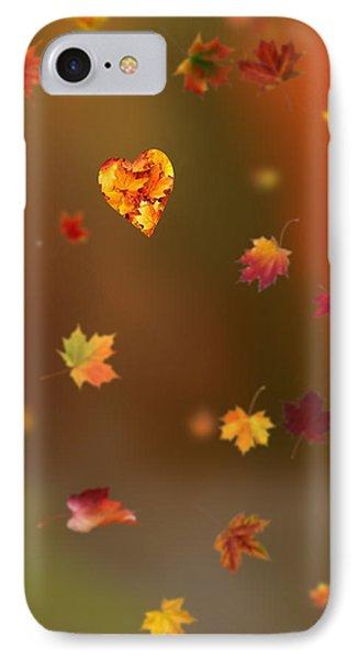 Fall Love IPhone Case