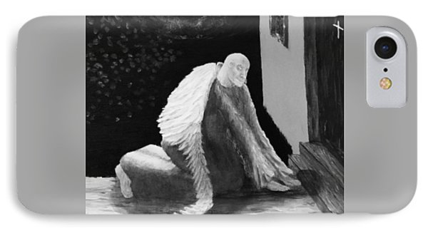 Fallen Angel Noir  IPhone Case