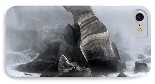 Fallen Ice IPhone Case