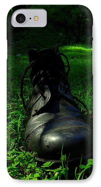 Fallen Soldier IPhone Case