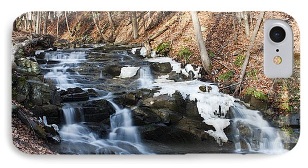 Falling Waters In February #1 IPhone Case