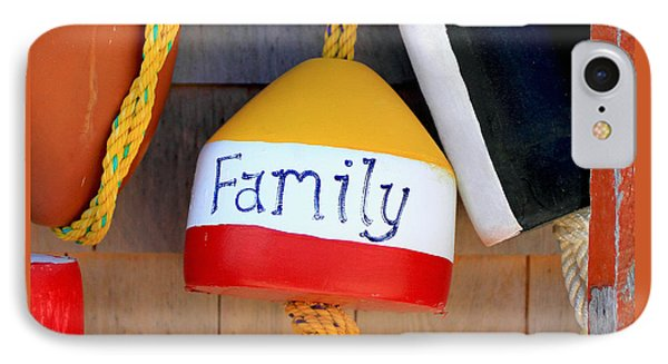 Family Buoy IPhone Case