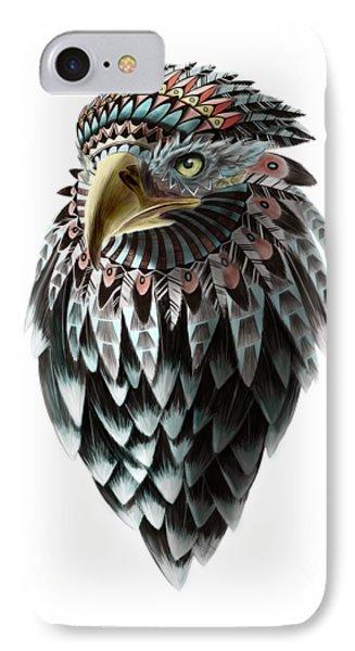Egyptian iPhone 8 Case - Fantasy Eagle by Sassan Filsoof