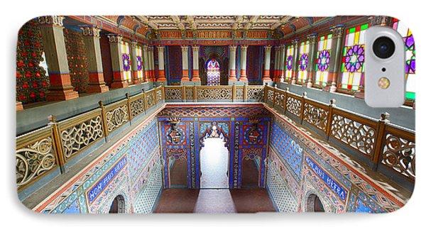 Fantasy Fairytale Palace - Patio IPhone Case