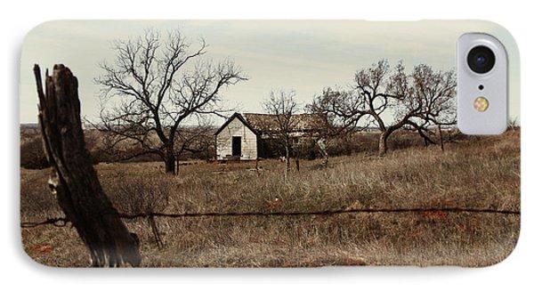 Farm House, Abandoned IPhone Case