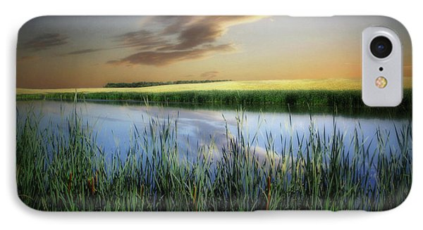 Farm Pond IPhone Case