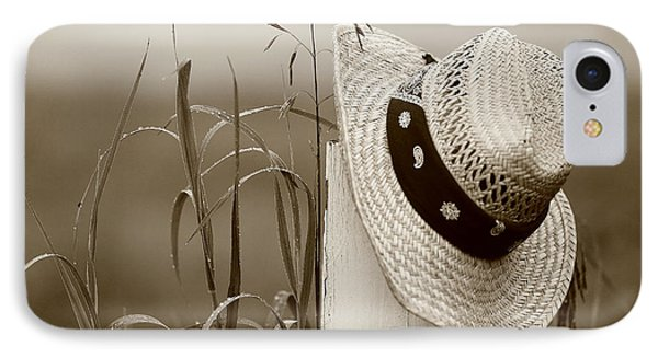 Farmers Hat IPhone Case