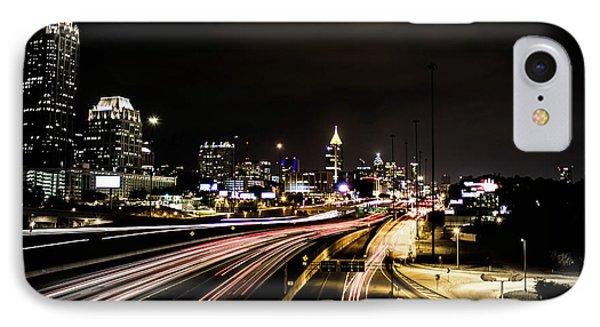 Fast Lane IPhone Case