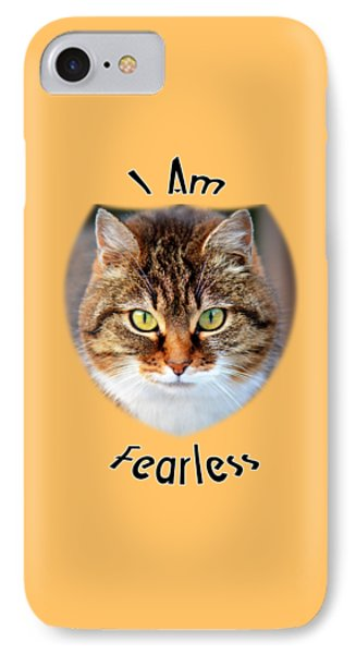 Fearless IPhone Case