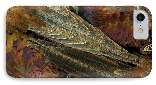Featherdance IPhone Case